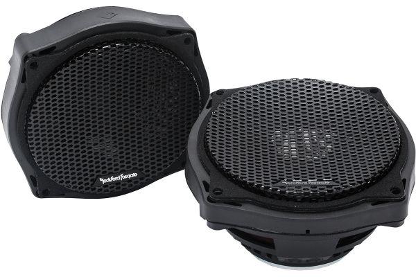"""Rockford Fosgate 6.5"""" Power Harley-Davidson Street Glide Full Range Speakers (Pair) - TMS6SG"""