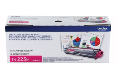 Brother - TN225M - Printer Ink & Toner
