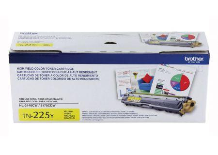Brother - TN225Y - Printer Ink & Toner