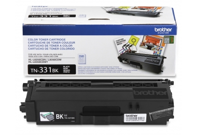 Brother - TN331BK - Printer Ink & Toner