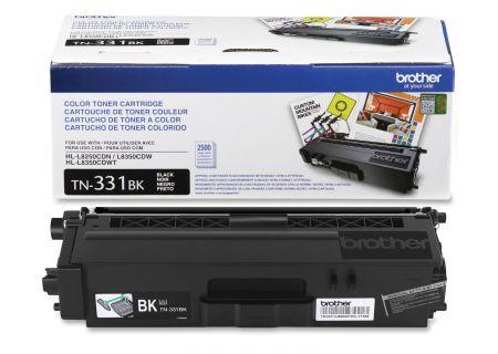 Brother - TN331BK - Printer Ink & Toner