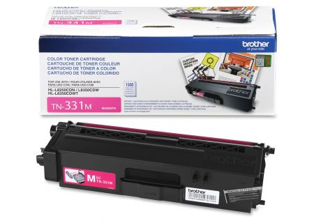 Brother - TN331M - Printer Ink & Toner