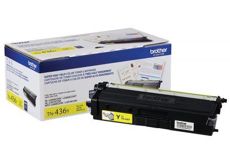 Brother - TN436Y - Printer Ink & Toner