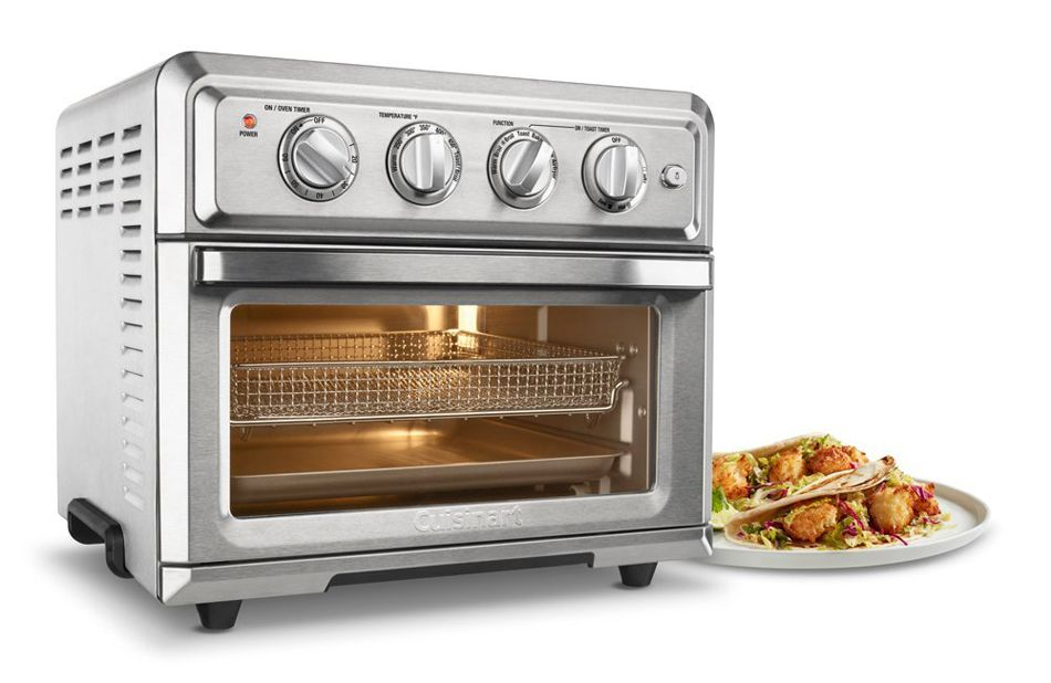 Cuisinart Stainless Steel Air Fryer Toaster Oven Toa60