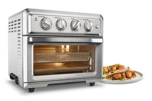 Cuisinart Stainless Steel Air Fryer Toaster Oven - TOA60