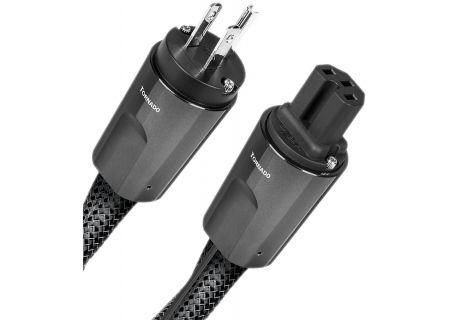 AudioQuest Tornado 6.6 Feet 15A Low-Z Noise-Dissipation 3-Pole AC Power Cable - TORNADO2M15A