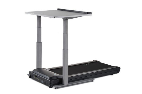 "Large image of LifeSpan 38"" TR1200-DT7 Treadmill Desk - TR1200DT7S"