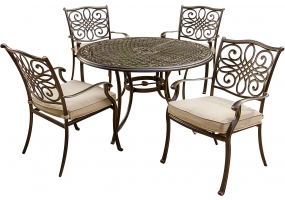Hanover - TRADITIONS5PC - Patio Sets