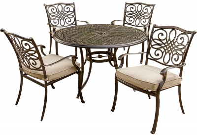 Hanover - TRADITIONS5PC - Patio Furniture