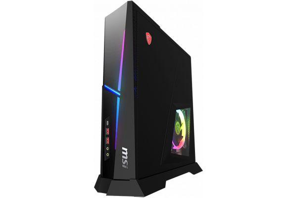 MSI Trident X Plus Black Gaming Desktop i7-9700K 16GB RAM 512GB SSD, NVIDIA GeForce RTX 2070 ARMOR OC - TRIDENTXPLUS9SD-042US