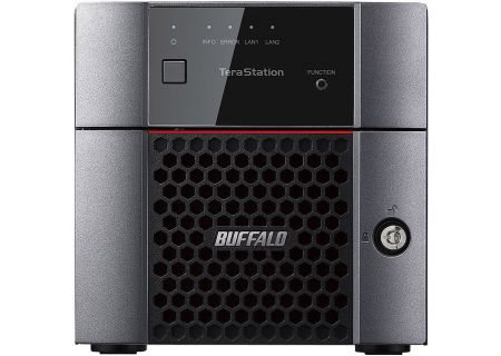Buffalo - TS3210DN0402 - External Hard Drives