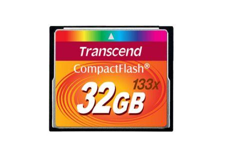 Transcend - TS32GCF133 - Memory Cards