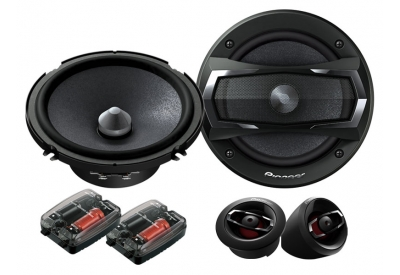 Pioneer - TS-A1605C - 6 1/2 Inch Car Speakers