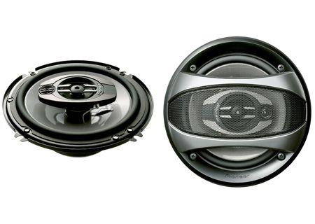 Pioneer - TS-A1673R - 6 1/2 Inch Car Speakers