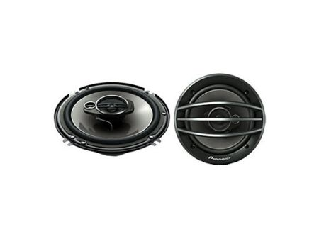 Pioneer - TS-A1674R - 6 1/2 Inch Car Speakers