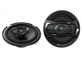 Pioneer - TS-A1675R - 6 1/2 Inch Car Speakers
