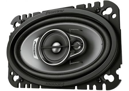 """Pioneer 4"""" x 6"""" 3-Way Coaxial Speaker (Each) - TS-A462F"""