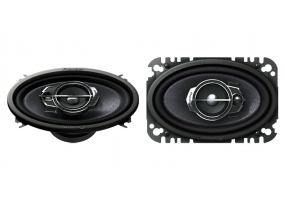 Pioneer - TS-A4675R - 4 x 6 Inch Car Speakers