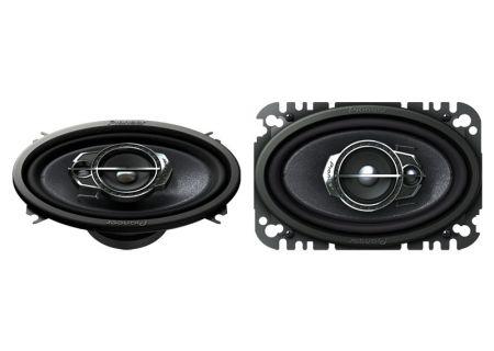 Pioneer - TS-A4675R - 4 x 6 Inch Car Speakers