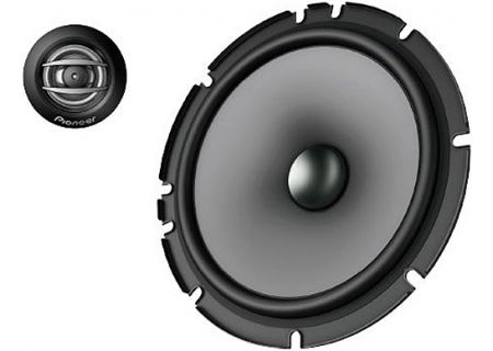 """Pioneer 6.5"""" 2-Way Component System (Pair) - TS-A652C"""