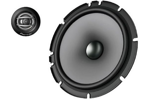 """Large image of Pioneer 6.5"""" 2-Way Component System (Pair) - TS-A652C"""