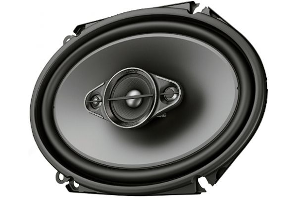 "Large image of Pioneer 6 x 8"" 4-Way Coaxial System (Pair) - TS-A682F"