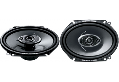 Pioneer - TS-A6872R - 6 x 9 Inch Car Speakers