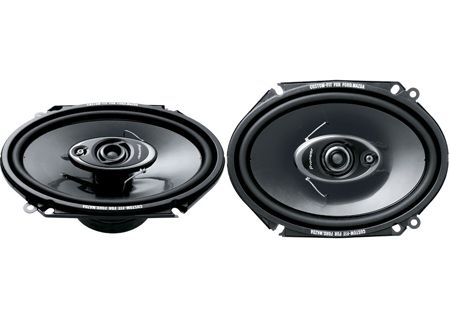 Pioneer - TS-A6872R - 6 x 9 Inch Car Speakers