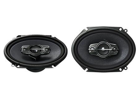 Pioneer - TS-A6885R - Car Speakers