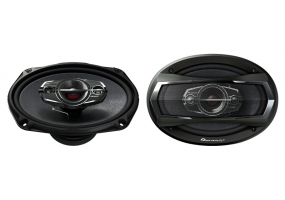 Pioneer - TS-A6985R - 6 x 9 Inch Car Speakers