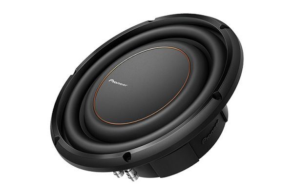 """Large image of Pioneer 10"""" Single 2 Ohm Voice Coil Subwoofer - TS-D10LS2"""