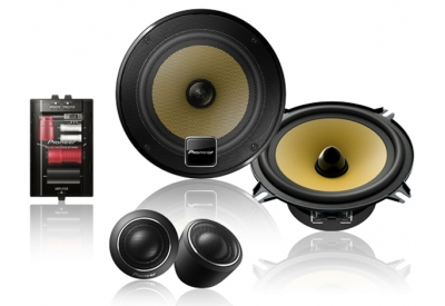 Pioneer - TS-D1330C - 5 1/4 Inch Car Speakers