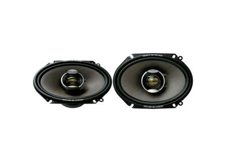 """Pioneer 6""""x8"""" 2-Way Car Speakers - TS-D6802R"""
