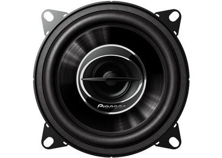 """Pioneer G-Series 4"""" Coaxial 2-Way Speakers - TS-G1045R"""