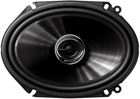Pioneer - TS-G6845R - 6 x 9 Inch Car Speakers