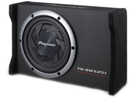Pioneer - TS-SWX251 - Vehicle Sub Enclosures