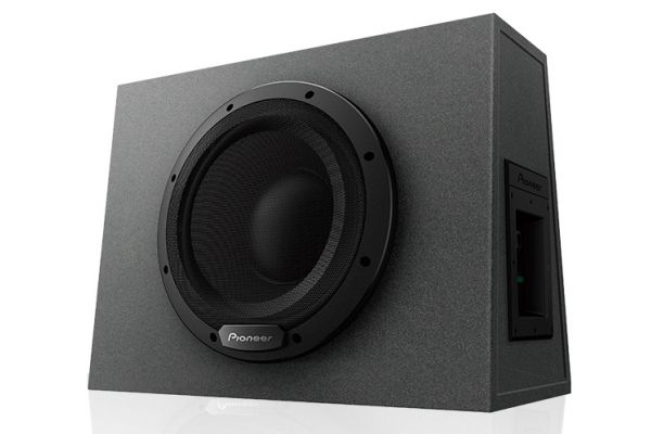 """Large image of Pioneer 10"""" Sealed Enclosure Active Subwoofer - TS-WX1010A"""