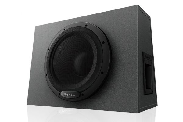 "Pioneer 12"" Sealed Enclosure Active Subwoofer - TS-WX1210A"