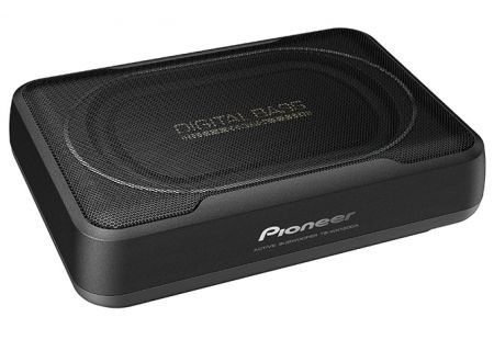 Pioneer Compact Active  Subwoofer - TS-WX130DA