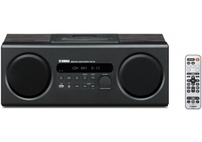 Yamaha - TSX-112 BLACK - Mini Systems