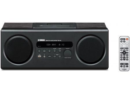 Yamaha - TSX-112 BLACK - iPod Docks
