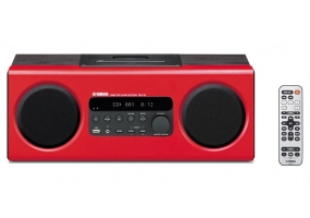 Yamaha - TSX-112 RED - Mini Systems