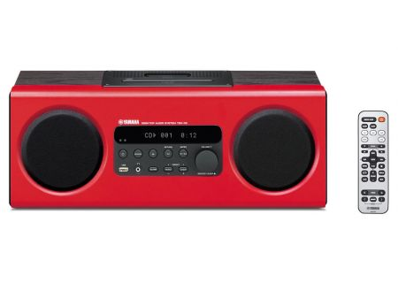 Yamaha - TSX-112 RED - Wireless Multi-Room Audio Systems