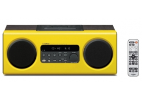 Yamaha - TSX-112 YELLOW - Mini Systems
