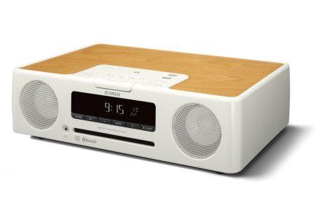 Yamaha White Desktop Audio System - TSX-B235WH