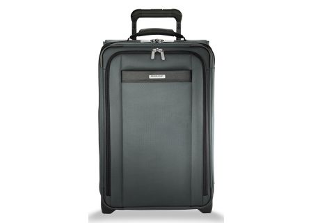 Briggs & Riley Slate Tall Carry-On Expandable Upright  - TU422VX-47