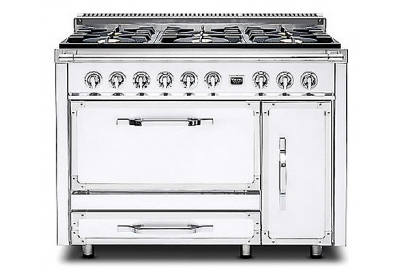 Viking - TVDR4806BAW - Dual Fuel Ranges