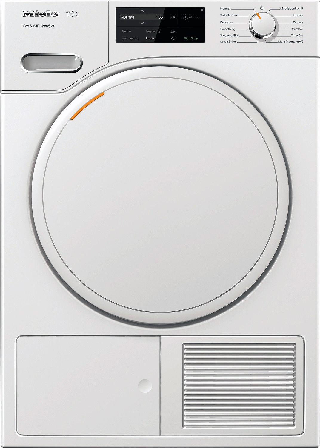 Miele T1 Lotus White Electric Dryer 12wf1602usa Electrical How Do I Connect A With Four Prong Plug To