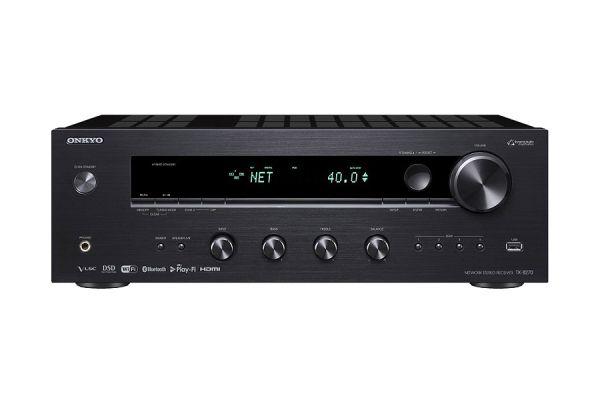 Onkyo Black Network Stereo Receiver - TX-8270