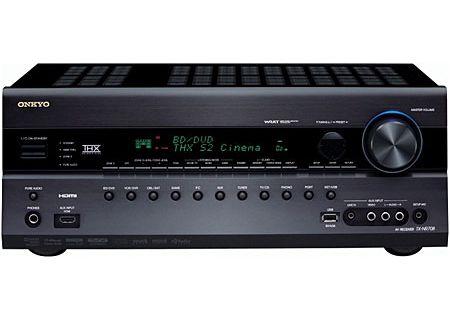 Onkyo - TX-NR708 - Audio Receivers